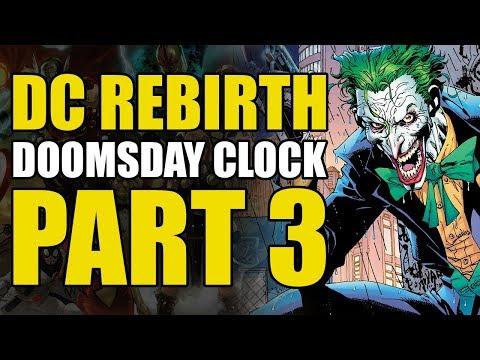 Hunt For The Joker (DC Rebirth: Doomsday Clock #3)