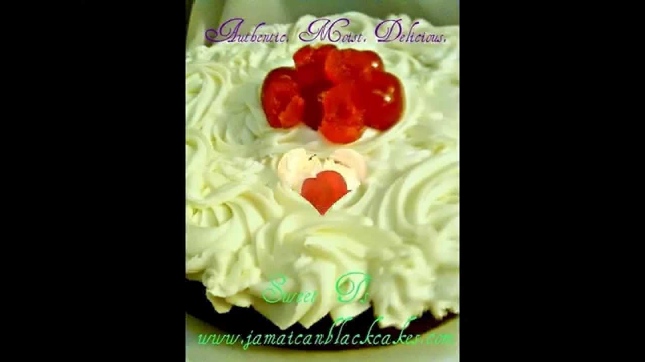 Jamaican Black Cake/ jamaican rum cake - YouTube