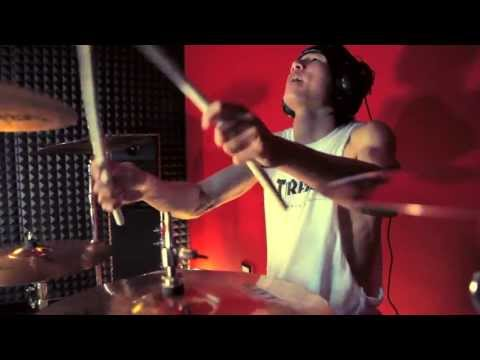 BLINK 182 ADAM'S SONG DRUM COVER