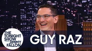 Jimmy Pitches Guy Raz Smelly Yoga Mat and DJ App Ideas