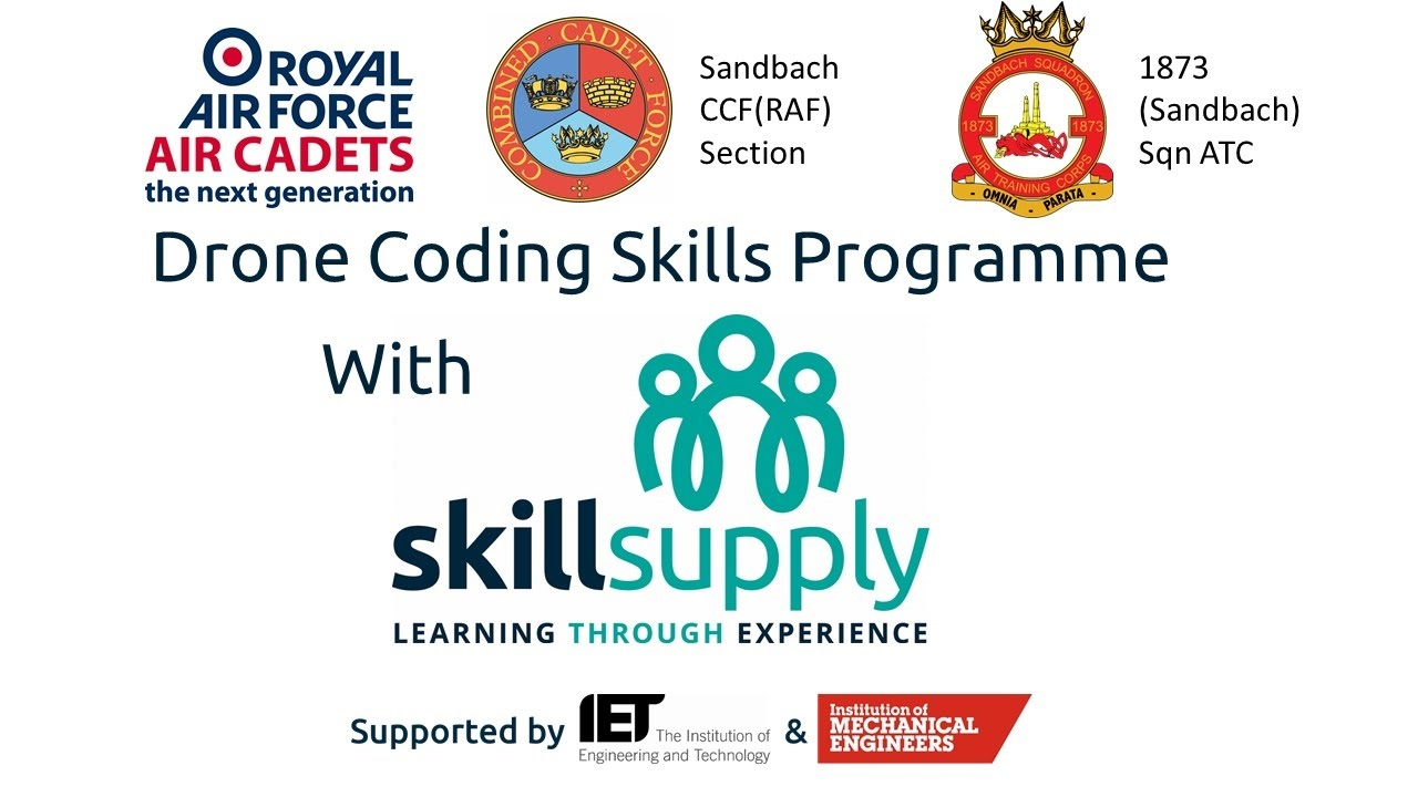 Drone Coding Skill Clubs | Skill Supply