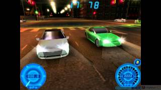 Midnight Outlaw Illegal Street Drag Nitro Edition   PC Gameplay