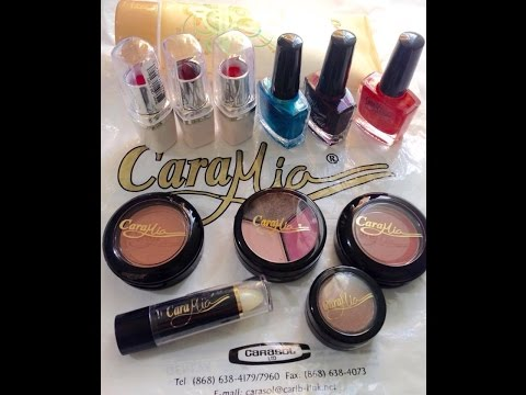 Caramia Cosmetics haul