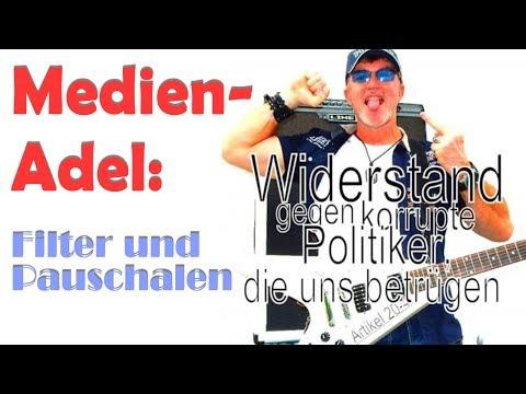Medien-Adel! Zwei sec Musik, Youtube-Geld weg. Verlagsparteien. Monokultur (Interview Magic Lauster)