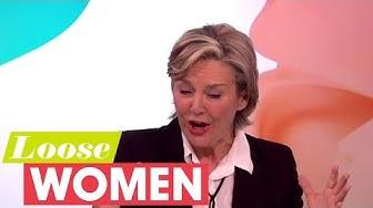 Amanda Burton On Being A Woman   Loose Women