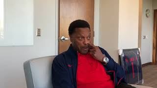 Watch: New Arizona coach Kevin Sumlin talks recruiting, Khalil Tate
