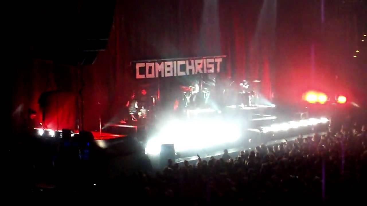 Rammstein Konzert Vorband am 19.12.2009 in Berlin - YouTube