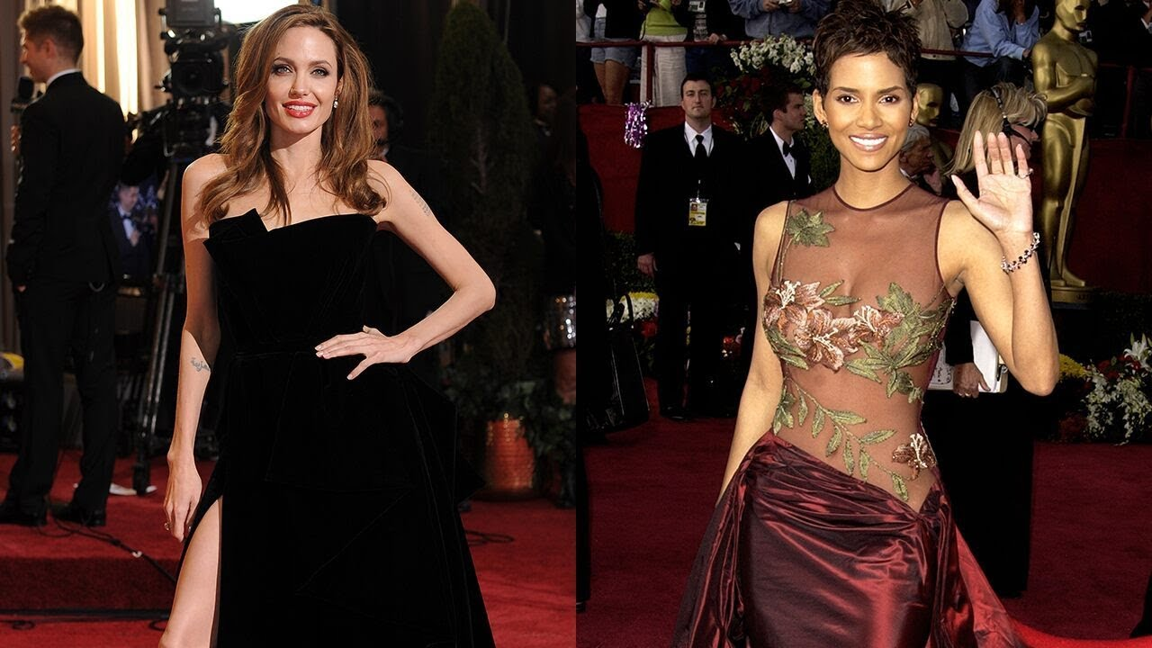The Most Unforgettable Oscar Dresses of All Time   Best