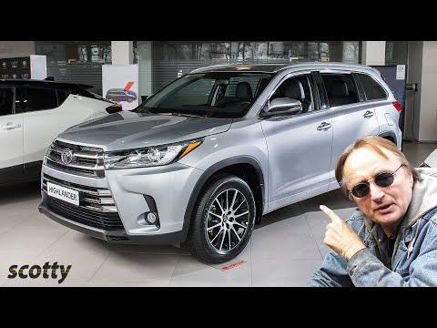 Toyota Highlanders and Honda Pilots You Shouldn't Buy