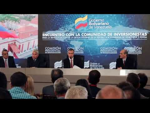 News Update Venezuela in selective default, says credit ratings agency 14/11/17