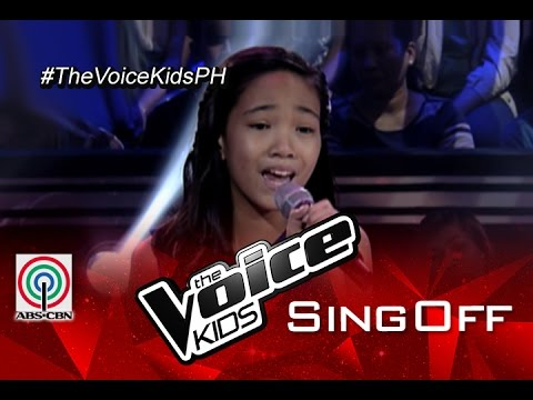 "The Voice Kids Philippines 2015 Sing-Off Performance: ""What The World Needs Now"" by Jhyleanne"