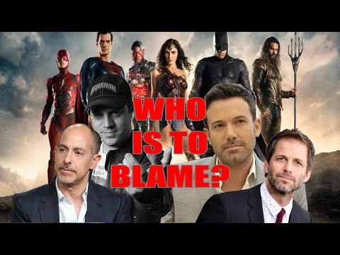The Problem with DC Movies