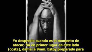 2pac - Ambitionz Az a Ridah subtitulada español