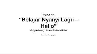 Download Akang Ciplux Belajar bernyanyi bawain lagu   Lionel Richie - Hello