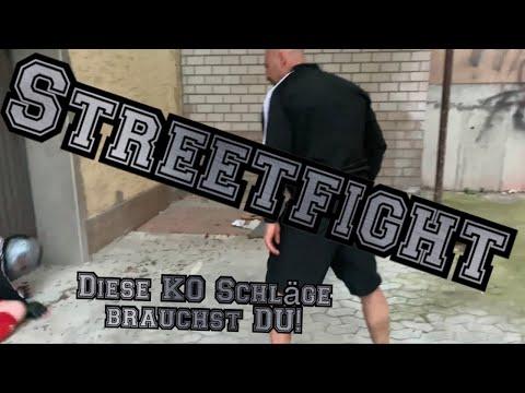 Diese Schläge Solltest Du Können! Ahmet Kaydul Fight Mentality PFS Selfdefense For Streetfighting