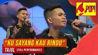 Gambar cover MPop! : Tajul - Ku Sayang Kau Rindu (Full Performance)