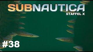 Subnautica Staffel X - Die große Runde MK3 - Let's Play - Deutsch / German #38