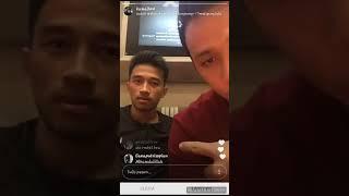 Live stereamingnya Bayu Lesmana dan Kamal (28januari2018)
