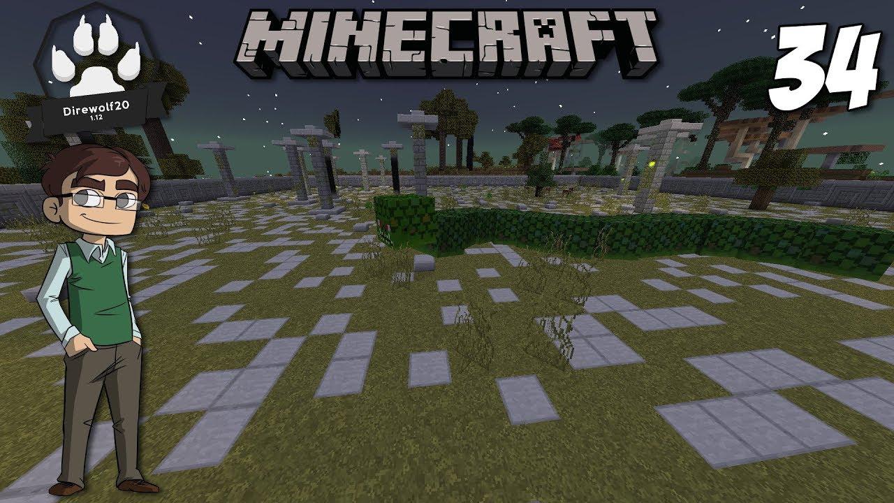 Twilight Forest Naga Courtyard : 1 12 Modded Minecraft