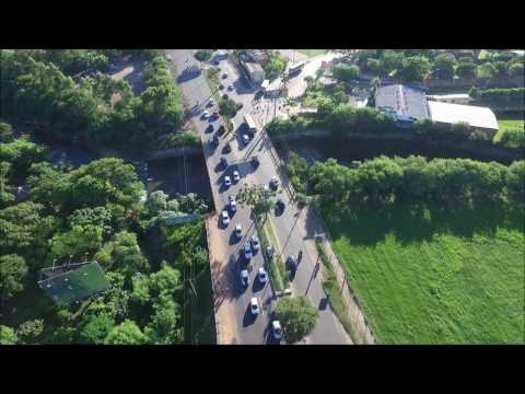 Droneando por Asuncion, Luque y Pirayu - Paraguay