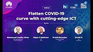 Hindustan Times & COAI | Webinar: Flatten COVID-19 curve with cutting-edge ICT