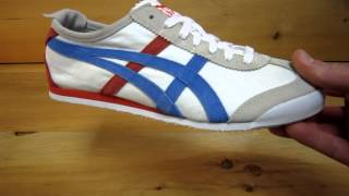 Onitsuka Tiger Mexico 66 CV Vintage Shoes White