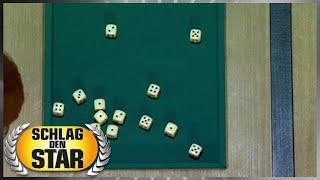 Spiel 9 - Augen Zählen - Schlag den Star