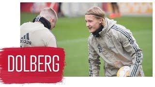 Dolberg heeft geen angst meer