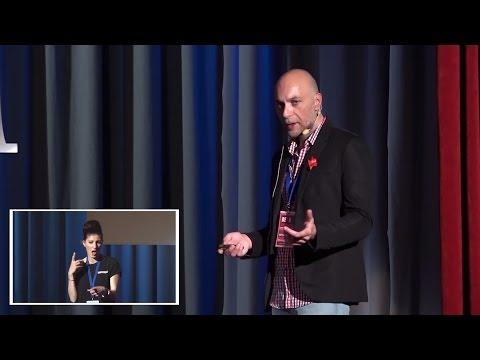 ✔ BELIEVE: BE & LIVE || Ευάγγελος Κατσιούλης || TEDx University of Ioannina