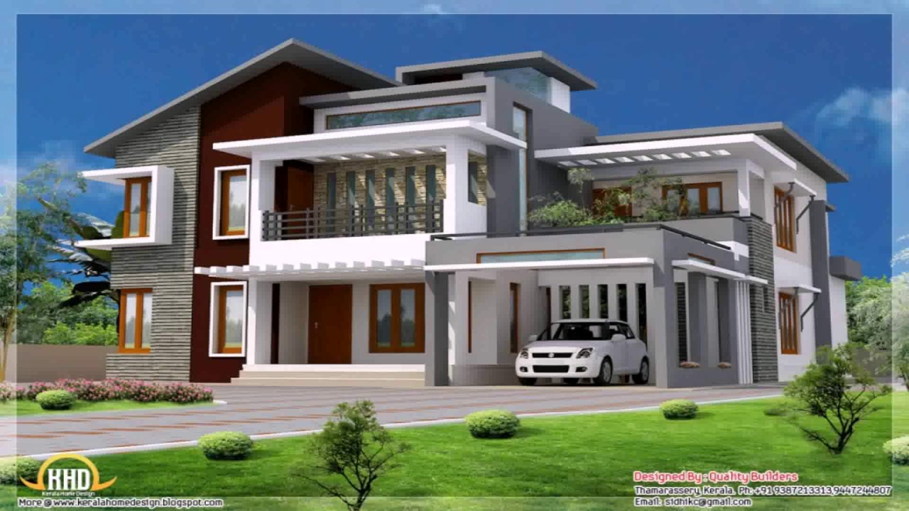 New House Design In Nepal See Description Youtube