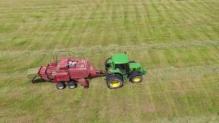Making hay December 31 2016  NZ
