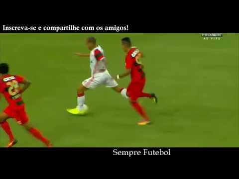 Sport 1 x 0 Flamengo - Melhores Momentos - Campeonato Brasileiro 2016 # 13-08-2016