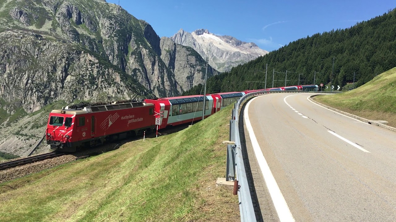 Image result for Oberalp Pass, Switzerland