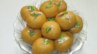 Besan ke laddu/Besan ke laddu halwai style recipe in hindi/How to make besan ke laddu halwai style