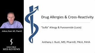 This is a rapid review by Anthony Busti, MD, PharmD over the use of...