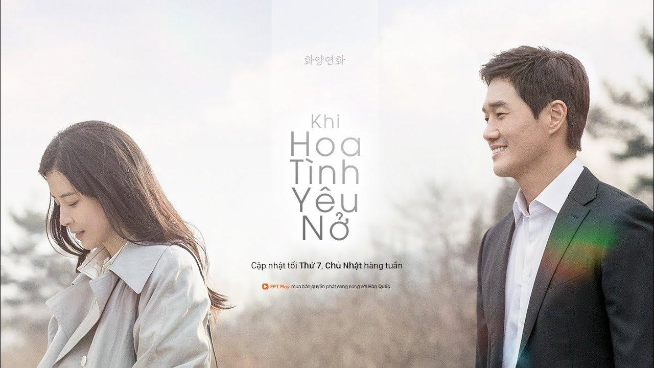 """FPT Play mua bản quyền phát 'Khi hoa tình yêu nở"""" song song với Hàn Quốc"""