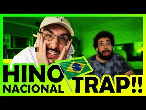 REACT MURILO COUTO - TRAP HINO NACIONAL BRASILEIRO [DNASTY]