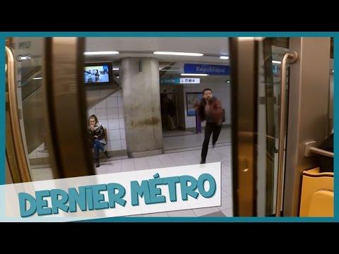 Dernier métro - Prank - Les Inachevés