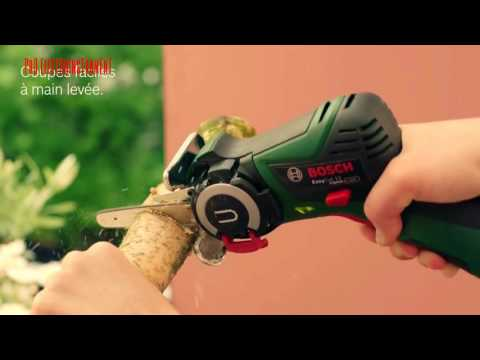 BOSCH Easy Cut 12 V Power. Цепная мини - пила!
