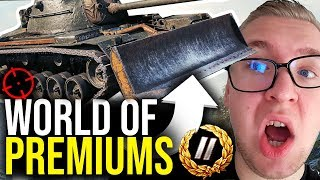 WORLD OF PREMIUMS