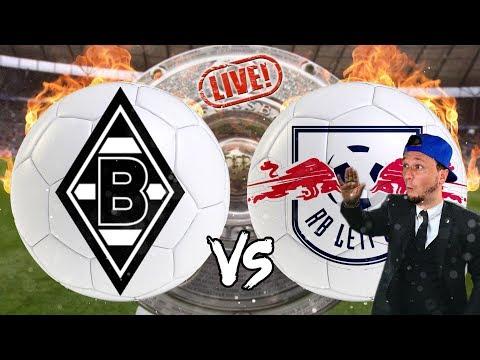 Fussball Bundesliga 21. Spieltag Gladbach vs RB Leipzig