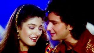 Chhuda Ke Daman Raveena Tandon, Saif Ali Khan, Imtihaan Song.mp3