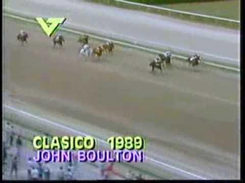 Clasico John Boulton 1989