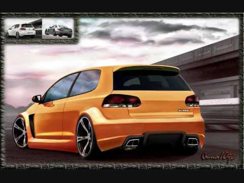 vw golf vi tuning compilation youtube. Black Bedroom Furniture Sets. Home Design Ideas