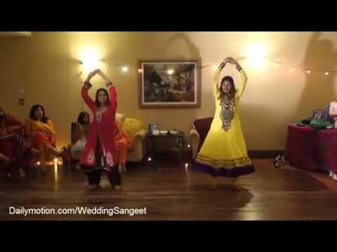 Lahore Wedding Girls Dance On Song Chitiyan Kalaiyan   HD   Video Dailymotion