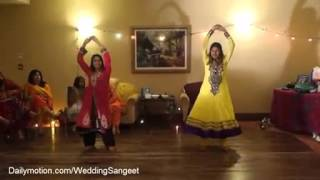 Lahore Wedding Girls Dance On Song Chitiyan Kalaiyan   HD   Video Dailymotion