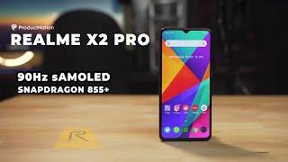 Realme X2 Pro - The 90hz Amoled Flagship Killer?!  2019  🔥