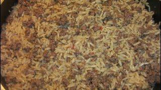 How to cook Cajun Dirty Rice