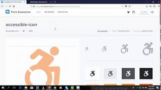 How To Download And Use Font Awesome 5 Icons Step by Step Latest Updated Tutorial Rbn Work