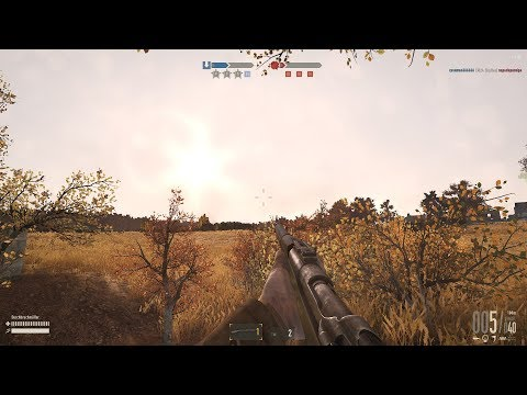 Heroes & Generals : Bolt Action only event[GER/ENG]